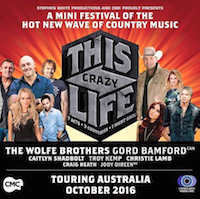 This Crazy Life Tour @ Twin Towns Services Club | New South Wales | Australia